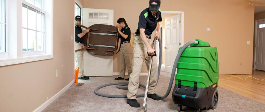 Fresno, CA residential restoration cleaning